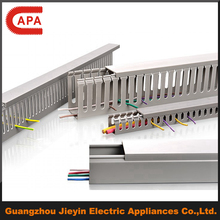 Halogen free PVC SOLID wiring duct with customization in Guangzhou(FD)