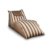 High quality indoor and outdoor long bean bag chair