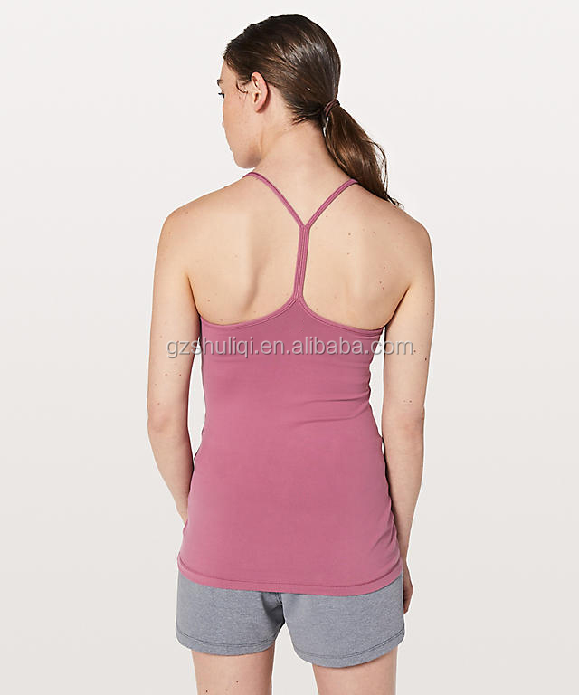 Hot Sale Sport Wear Dry Fit Breath Women Sexy Lace Tank Tops For Yoga Running Gym So-28