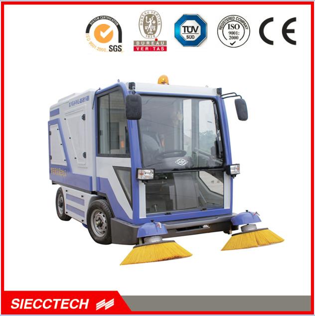 S2000 floor sweeper wet concrete floor tile machine for Concrete floor sweeper