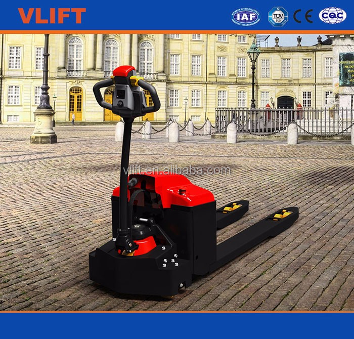 2 Ton Electric Pallet Truck