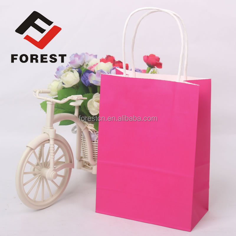 stock goods standard bags.decorative paper bags.craft paper bags