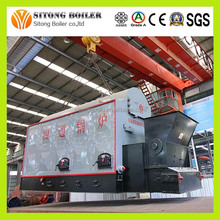 High Technology Safety Value 4.2 mw coal fired boiler in pulp paper mill
