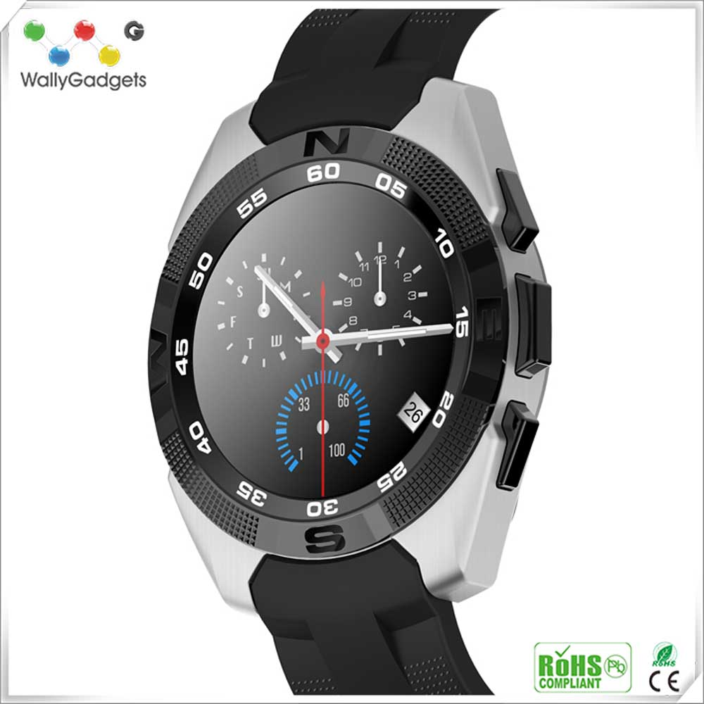 Bluetooth Smartwatch health care Universal smart watch for Android