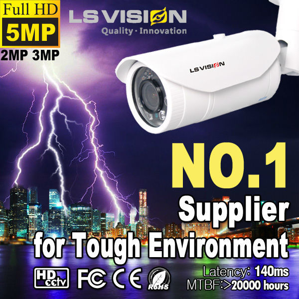 LS Vision hi3518 mega pixel ip camera,high definition camera cctv,high frame rate cctv camera