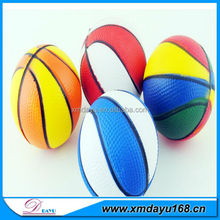 Promotional Children Toy Bounce Ball PU Basketball