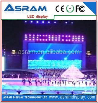 Best selling P5 Indoor full color advertising led screen