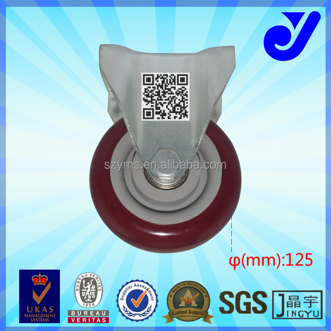"JY-501|3"" 4"" 5"" Hot Sale Medium Duty Caster