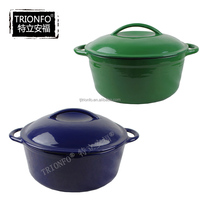 color enameled cast iron cookware manufacturer