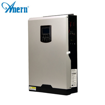 50Hz 60Hz solar inverter with built-in charge controller
