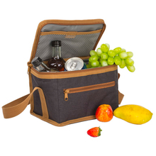 6 Can Fitness Frozn Lunch Cooler Bag