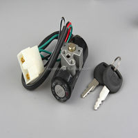 GY6125 motorcycle ignition key for honda parts