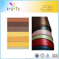 multi colors A4 pearlized printing paper