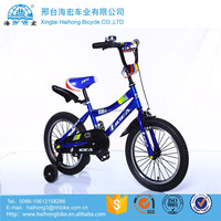 Blue color kids motor bicicleta / all kinds of price children bicycle / Haihong mini bike for kids