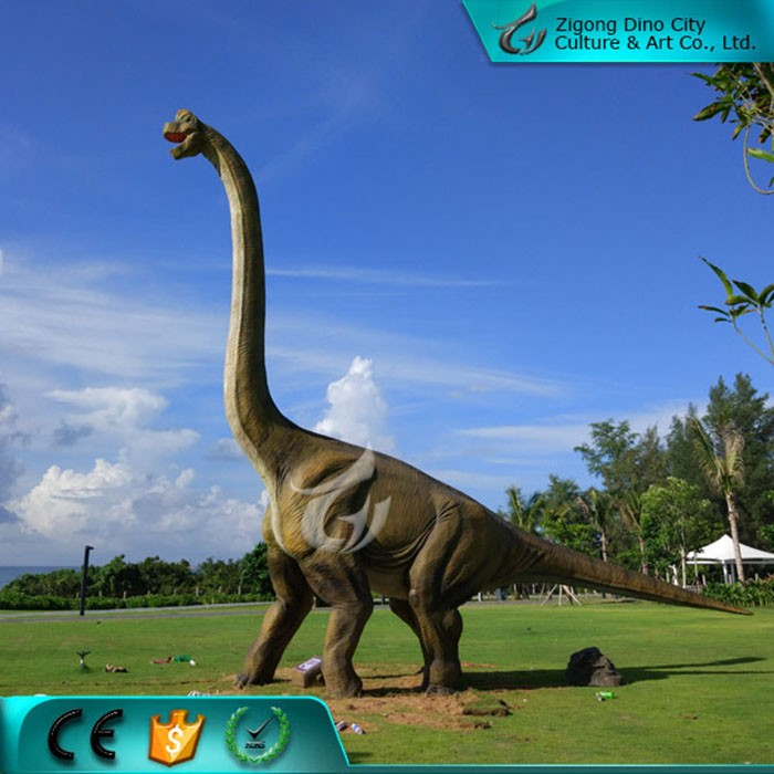 Life Size Outdoor Decoration Themed Jurassic Park Dinosaurs