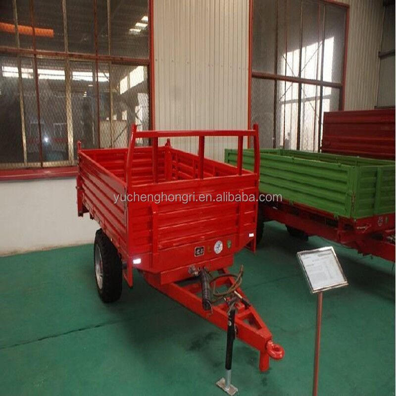 agricultural tractor and dump trailer for sale