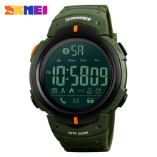 Skmei New Arrival Smart Men's Digital Bluetooth Multifunctional Watches For IOS Android System