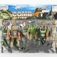 Soldiers Set Toy 6in1