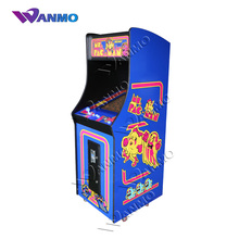 Wholesale stand up 19 inch LCD arcade cabinet Ms pacman upright arcade game machine
