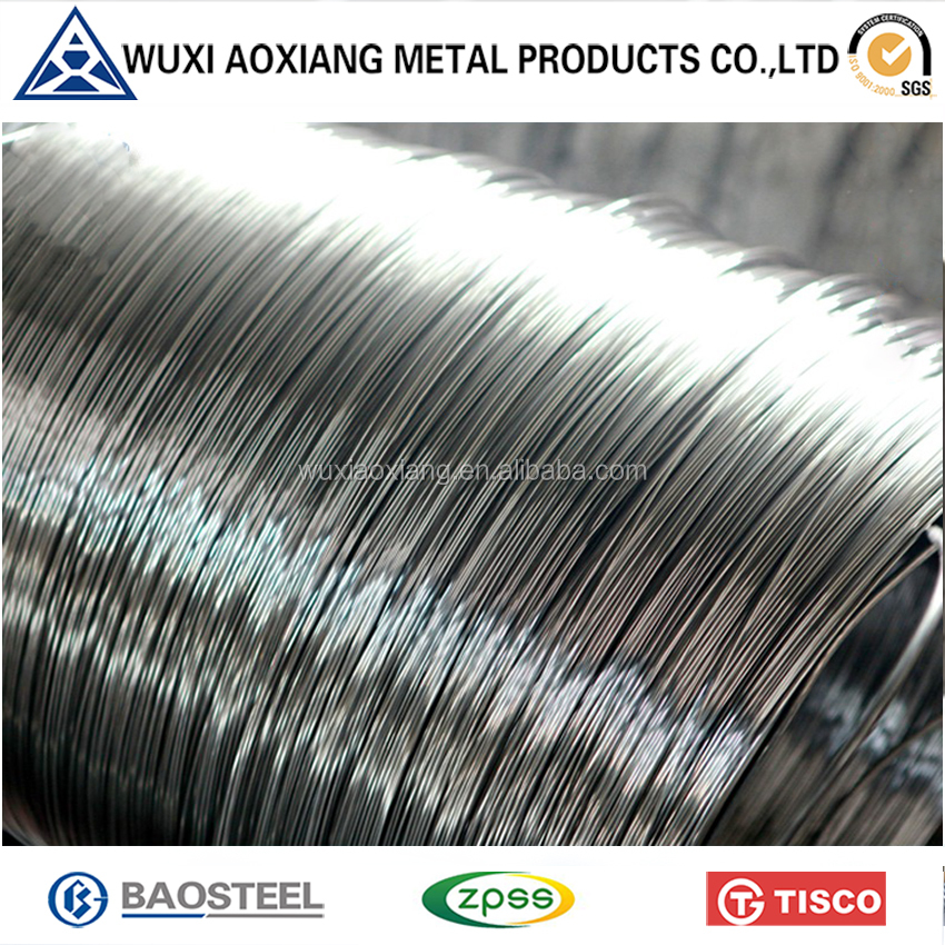 Online Shopping AISI High Quality 316L Food Grade Stainless Steel Wire Made In China
