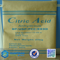 citric acid monohydrate citric acid anhydrous acido citrico