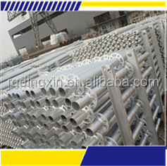 Construction Used galvanized Steel Layher Ringlock Scaffolding with high quality and lower price