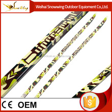 wholesale custom fiber glass snowboard /skiing