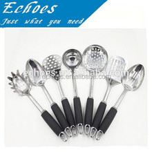 Kitchenware stainless steel gadgets set cooking utensils set serving utensils set