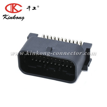 KinKong 33 pin male waterproof PCB connector