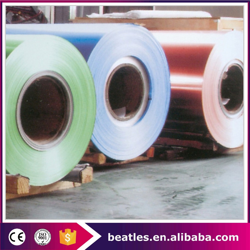 PPGI Prepainted Galvanized Steel Coils Manufacturer from China