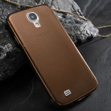 Fashion attrative high quality aluminum metal back case for galaxy s4 , for samsung s4 cell phone case