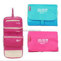 Pocket Trip Hanging Toiletry Kit Clear