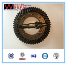Top Quality crown wheel pinion for man made by whachinebrothers ltd.