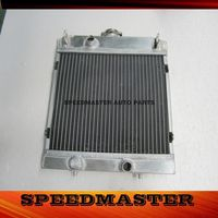 all aluminum street legal atv radiator for sale for DS650X DS650 00-07