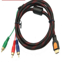 11 years price gold plated high quality mini hdmi to rca cable