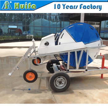 Professional Small Hose Reel Irrigation System for Field