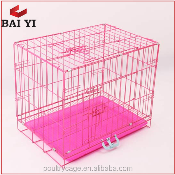 PVC Purple Indoor Dog Kennel From China Supplier (Good Quality)