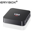 rk3229 V88 Quad Core Android 5.1 Smart TV Box Fully Loaded Kodi IPTV Media Player 1G/8G install free play store app