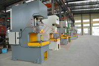 New Condition Quality Products And Hydraulic Driven 10 Ton Punch Press Machine