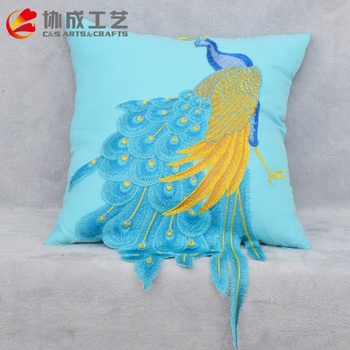 Hot Sale Appliqued Cushion