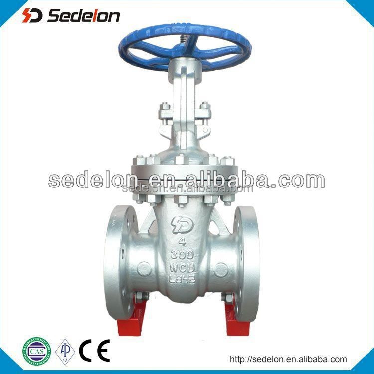 Multifunctional Bypass Gate Valve in China
