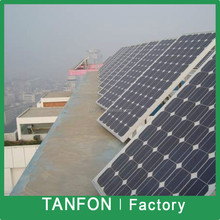 Chinese for sale 2KW solar panel for home / off grid power supply with solar energy 5KW 6kw ; solar home system with best price