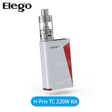 Hot Selling Authentic SMOK H-Priv 220W Vape Kit with Temperature Control Wholesale