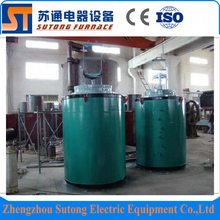 All fiber well type carburizing furnace for metal heat treatment price