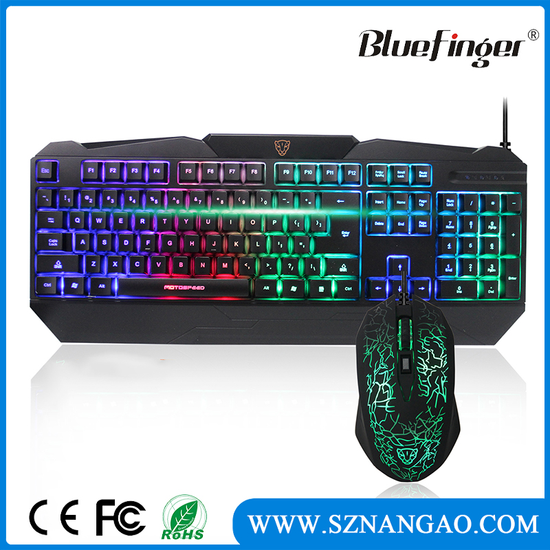 2017 OEM custom USB wired laptop keyboard and mouse