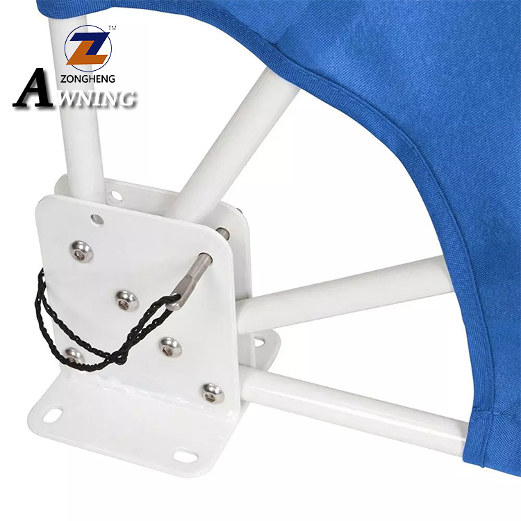 New hot selling products aluminum canopy retractable awning and canopies stretch Wholesale
