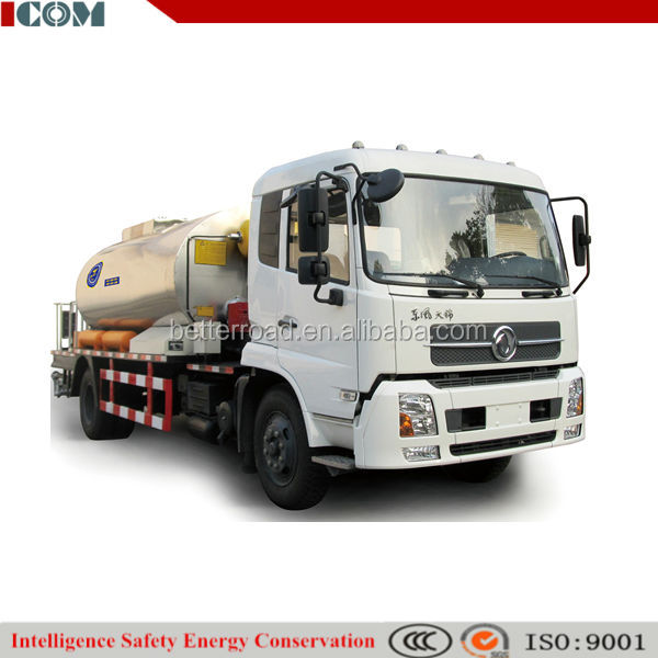 road machine bitumen sprayer truck made in china for sale
