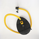 Gas power high pressure foot operate 10L air pump for inflatable boat