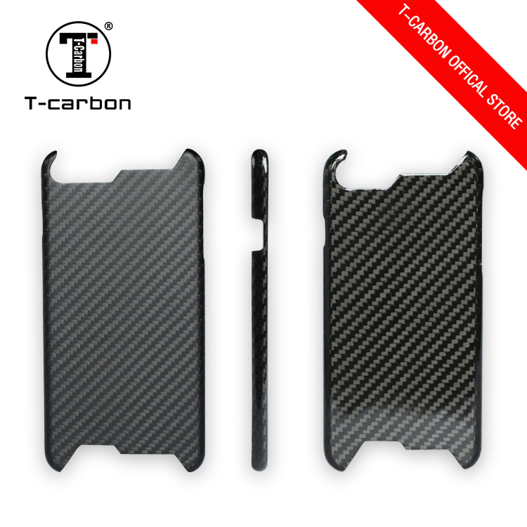 Phone case manufacturing carbon fibre cellphone shell