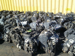 Used European and Japanese car engines